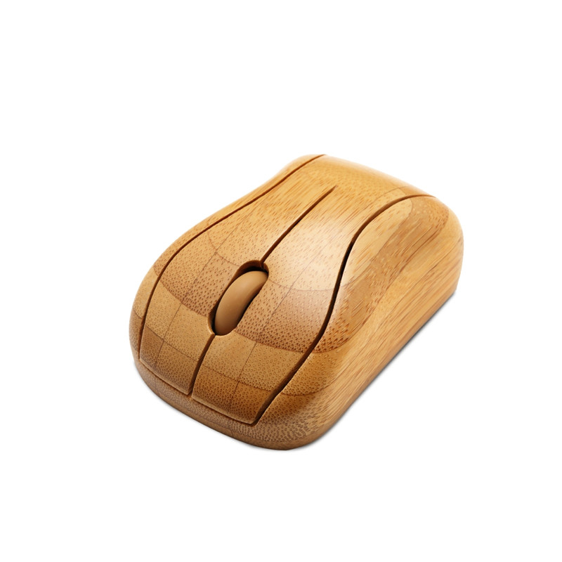 2.4G wireless bamboo mouse MG93-N